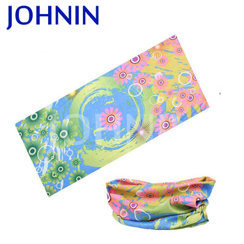 Quick drying Elastic Motorcycle Face Shield Tube Bandana