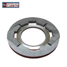 Carbone graphite segments de piston pour compresseur