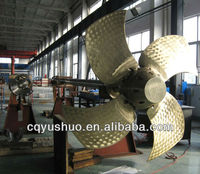 Marine Controllable Pitch Bronze Ship Propeller (CPP) for Sale