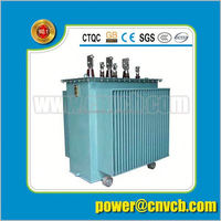 11/0.4KV 3 phase S9 oil type 1000kva high voltage transformer 1.5mva transformer 1500 kva