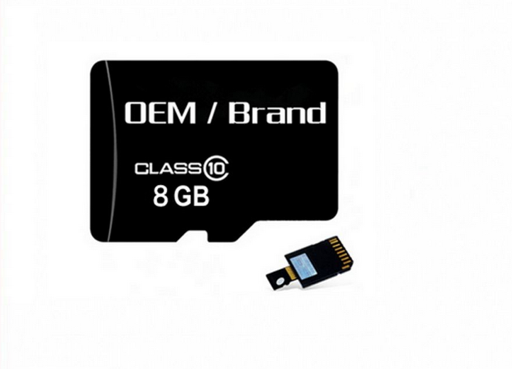High Quality Real Capacity 1GB-64GB TF card TF memory card