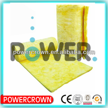 New year hot sale! Sound adsorption and noise reduction glass wool density of construction material