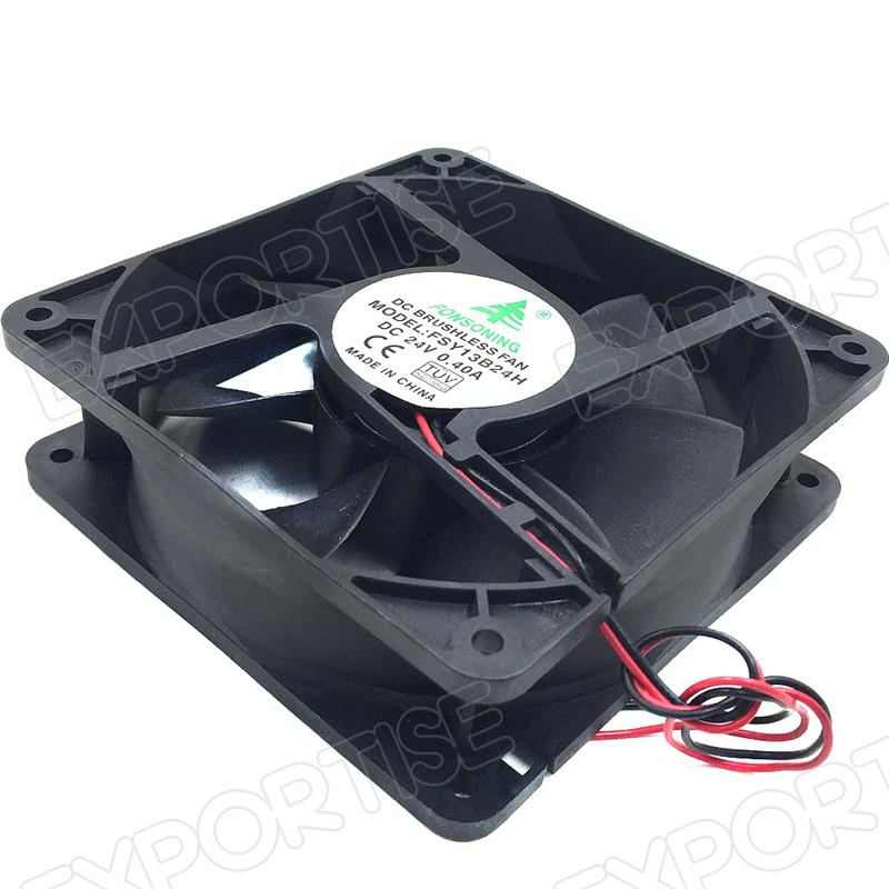 High Quality High performance dc brushless fan 9238mm 12V 24V 48V with high quality