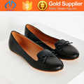 New Womens Ladies Metallic Flats Ballet Ballerina Slip Shoes