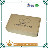 Wholesale high quality corrugated cardboard packaging custom printing carton box