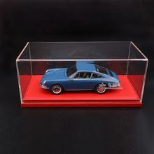 Acrylic Model Car Display Stand Raffle Box Transparent