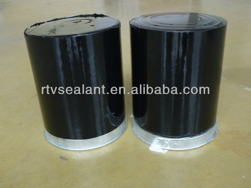Glazing use butyl glass sealant