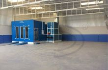 Spray Booth from China low price spray booth from China high quality spray booth with low price from China