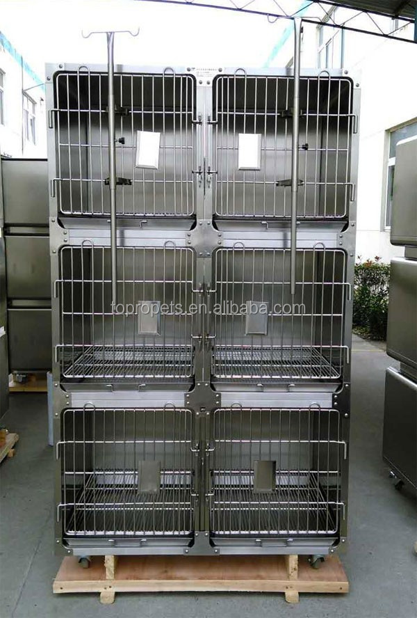 modular dog cage pet cage vet use