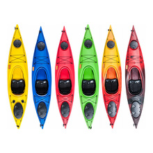 Plastic Kayak Fishing Boats With Paddle