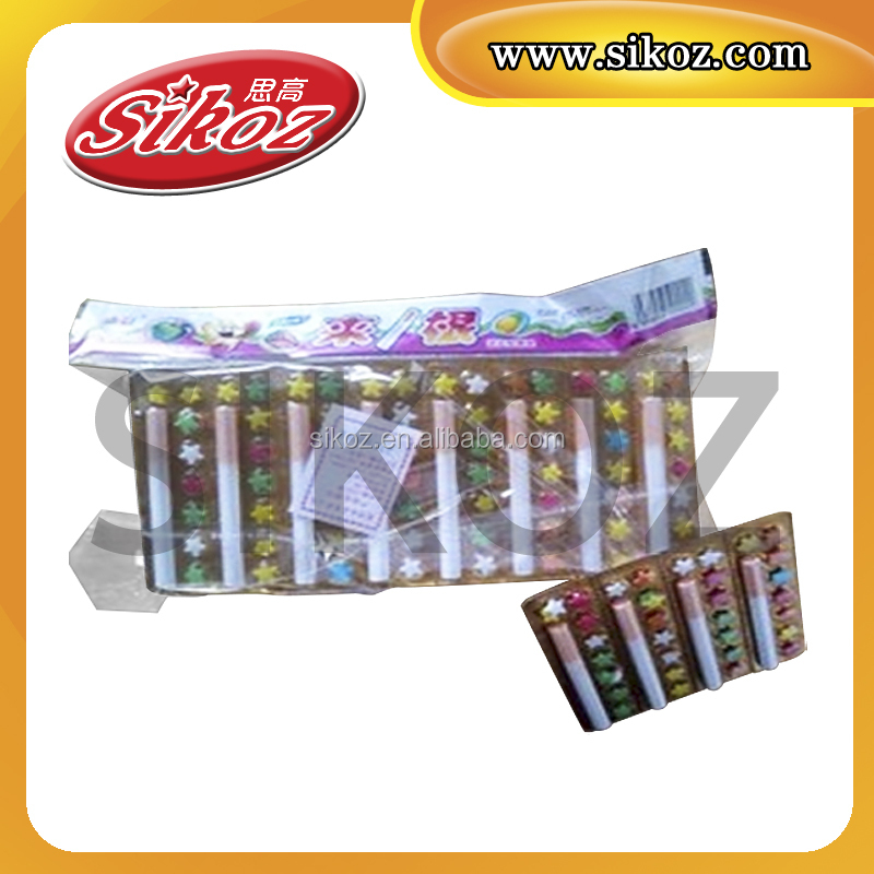 SK-F075 Star Shape Press Candy with Cigarette Candy