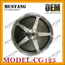 Wholesale CG125 17 to 21 Inch Various Colors Aluminum Alloy Motorcycle Wheel