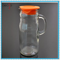 700ml glass measuring milk jug water jug glass with handle