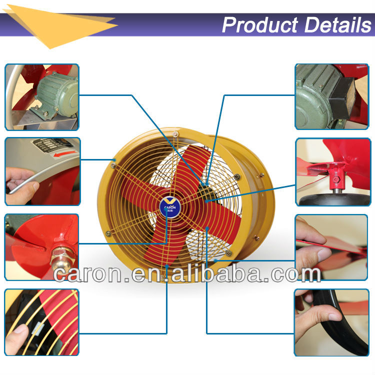 14 inch all kinds of universal electric fan motor