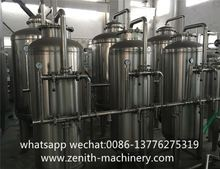 2016 Zhangjiagang Csd New Small Carbonated Drink Filling Machinemachine Machine