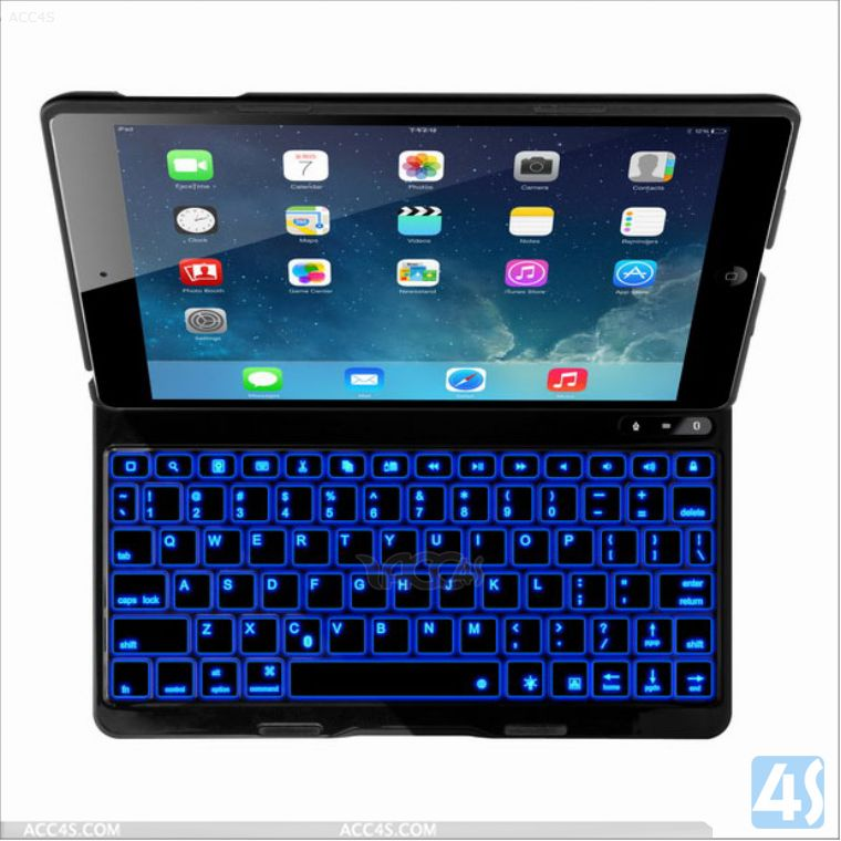 cheap bluetooth keyboard for ipad/ipad 5/ipad air usa wholesales P-IPD5CASE081
