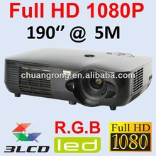 high definition multmedia interface 1080p home thrater projector