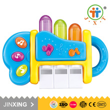lovely mini battery toys baby trumpet kids instruments musical with light