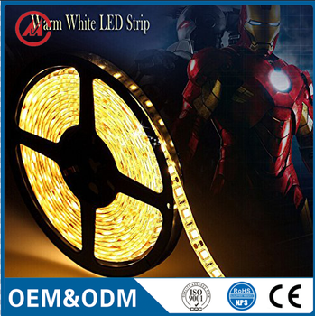 12V SMD 2835 LED strip lights with high quality use in door