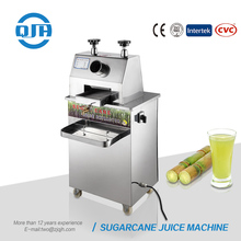 China supplier commercial stainless steel electric fruit crusher machine sugar cane juicer for sale