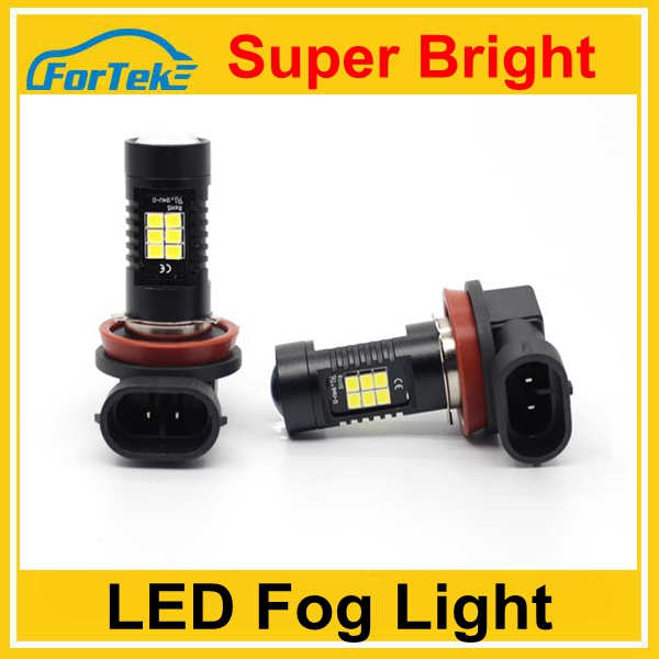 Fatory price led fog light with high quality 21smd 2835 9006 led light bulb