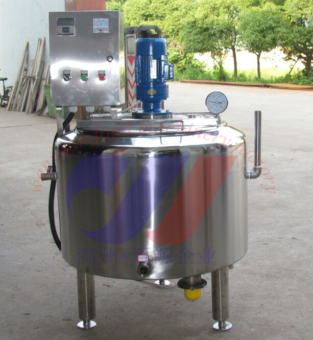 200L electric syrup mixing tank