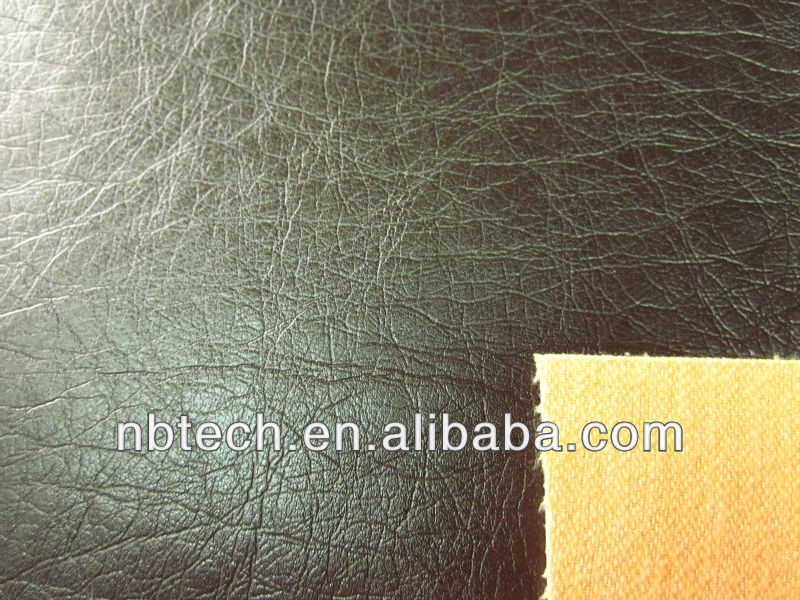 synthetic leather for PU sofa making ,PU cover material