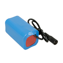Cheapest price 4000mah 7.2v cylindrical rechargeable li-ion battery pack