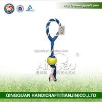 QQ Pet Factory Wholesale Climbing Rope Chew Toys For Dog