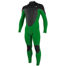High performace style seal seams GBstiching surfing yellow wetsuits