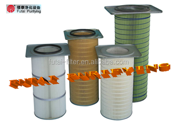 Square Chuck Filter Cartridge