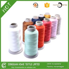 coats 100% twist nylon sewing thread nylon sewing thread polyamides continuous thread