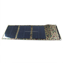 30W foldable solar panel charger for laptop
