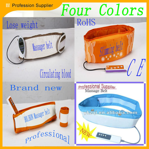 Multifunction vibrating exercise belt machine
