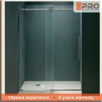 frameless glass shower door and shower glass door for bathroom