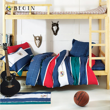 European students dormitory bedding and cotton children room bedding