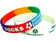 Cheap Promotion Band Custom Logo Silicone Bracelet for President,Mayors Election