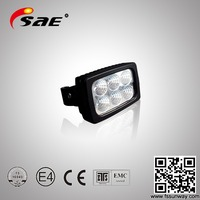 Auto parts led work light spot flood light 10-30V IP68 led driving lights 30W led work lamp for offroad vehicles