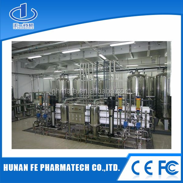 RO water purification plant system cost