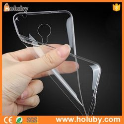 Joyroom Ultra thin Durable 0.8mm TPU Case for Meizu MX4 Pro, Transparent Case for Meizu MX4 Pro