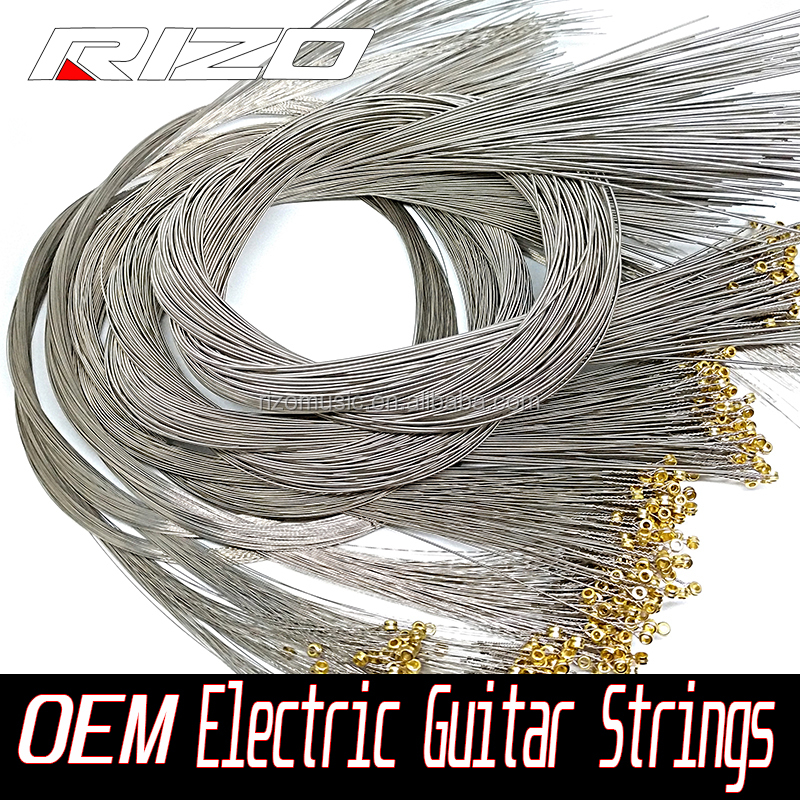 OEM Factory production of high quality electric guitar strings