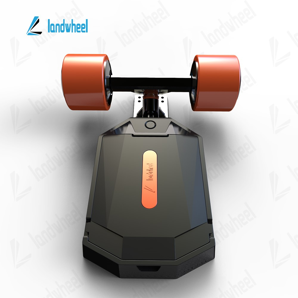 2016 New accelerate electric skateboard for players From Shenzhen Guangdong