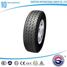 chinese tube6 used car tyres radial light truck tractor trailer tyre