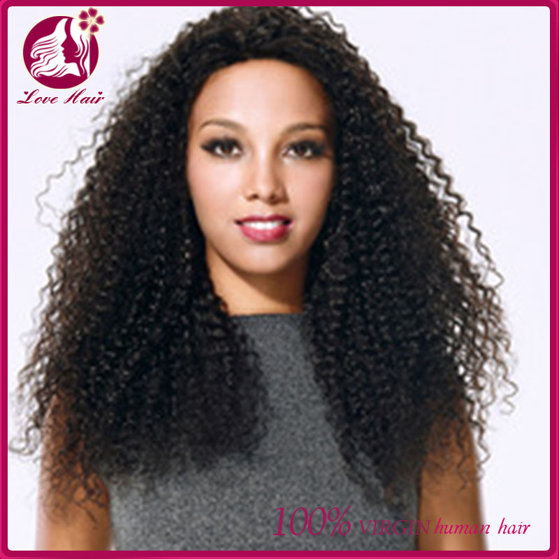 Best selling vietnamese bohemian human hair jerry curl hair full lace wig side part lace front wig