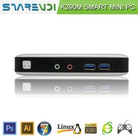 Sharevdi Unbutu micro PC, 4*USB2.0, VGA,intel dual core 1037U K390M 1.86GHz, cheap and good quality