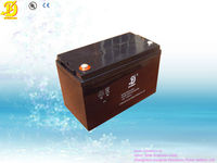 Super durable rechargeable storage lead acid 12v 90ah battery for wind power generation