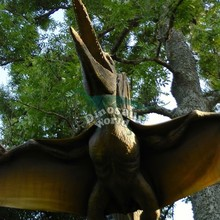Flying Pterosaur for Forest Theme Decoration