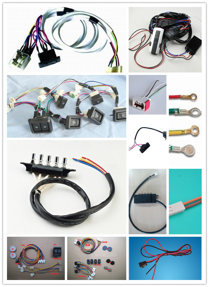 SC706-2BS wire harness or wire accessories for push button switch