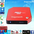 Amlogic S912 Android6.0 TV Box M8S PLUS II with WIFI 2.4+ 5.8G Android TV Box