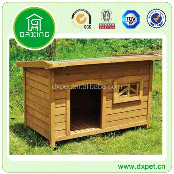 Dog House Wood DXDH001
